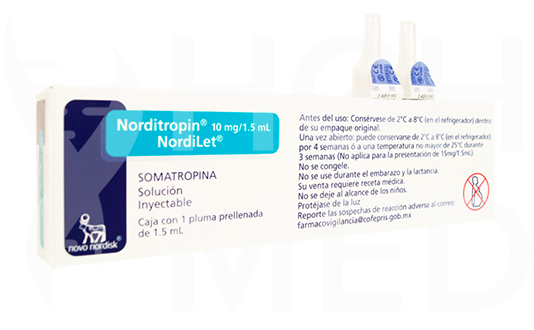 Buy Norditropin Flexpro Nordilet 10 MG 30 IU HGH Pen for Sale